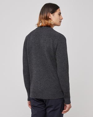 Corba Sweater in Anthracite