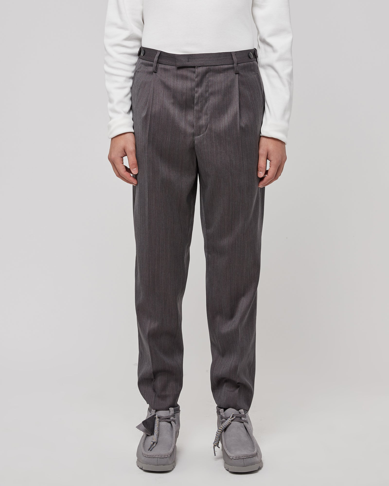 Masco Trousers in Gray