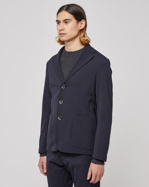Piero Jacket in Navy