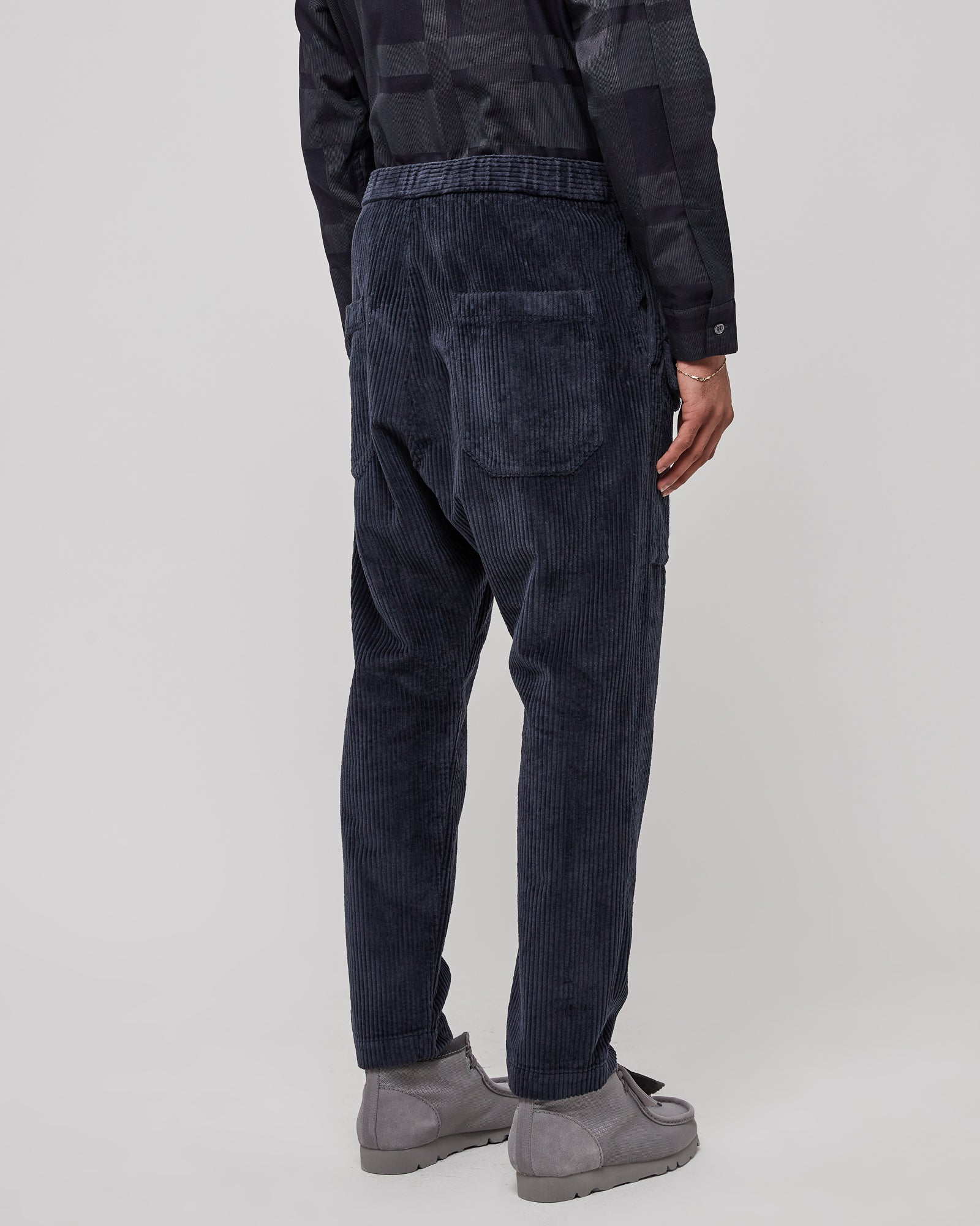 Riofondo Trousers in Blue
