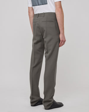 Bleach Cavalry Pants in Gray