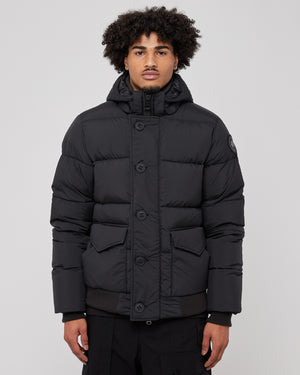 Updated Ventoux Parka in Black