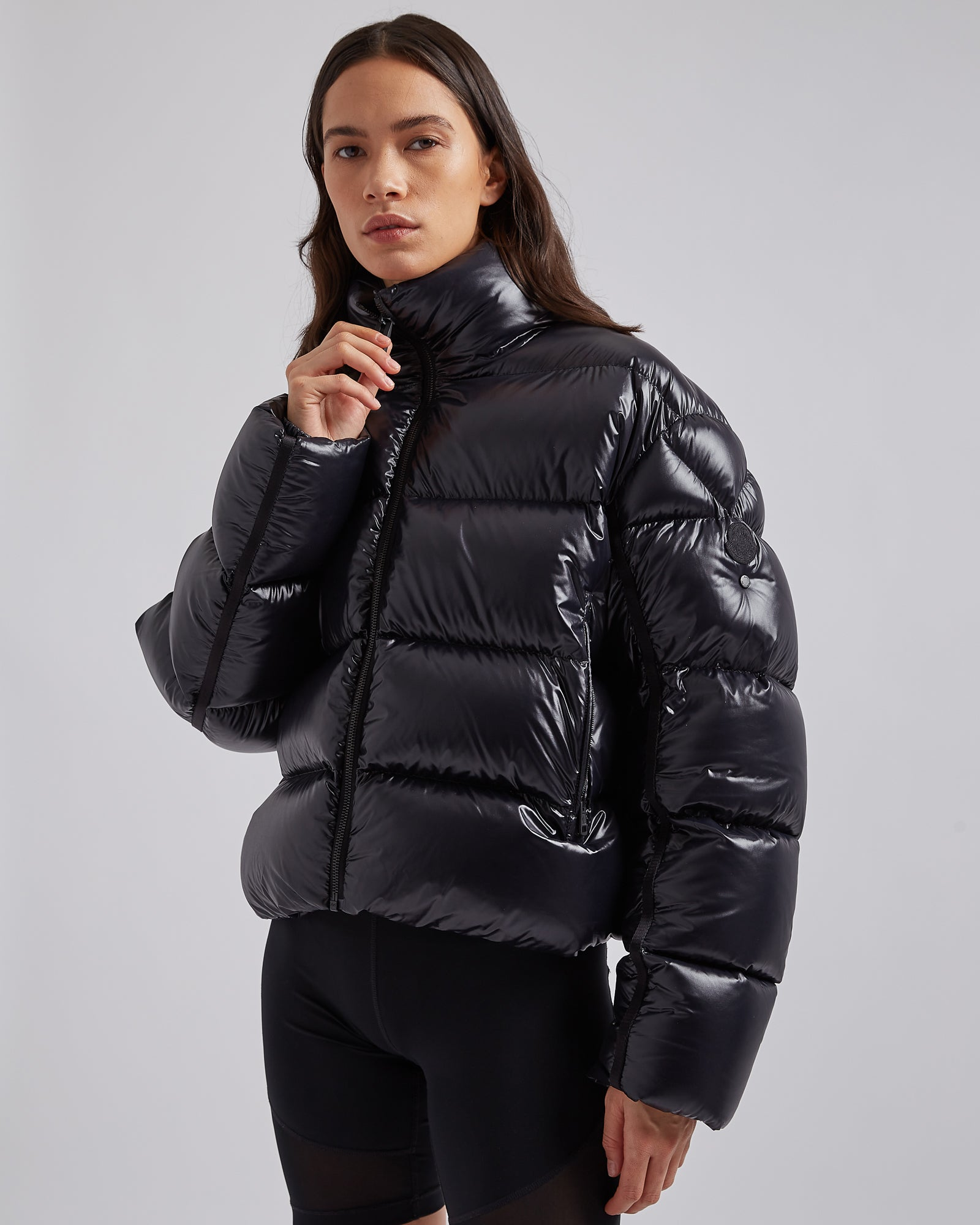 Caliste Jacket in Black