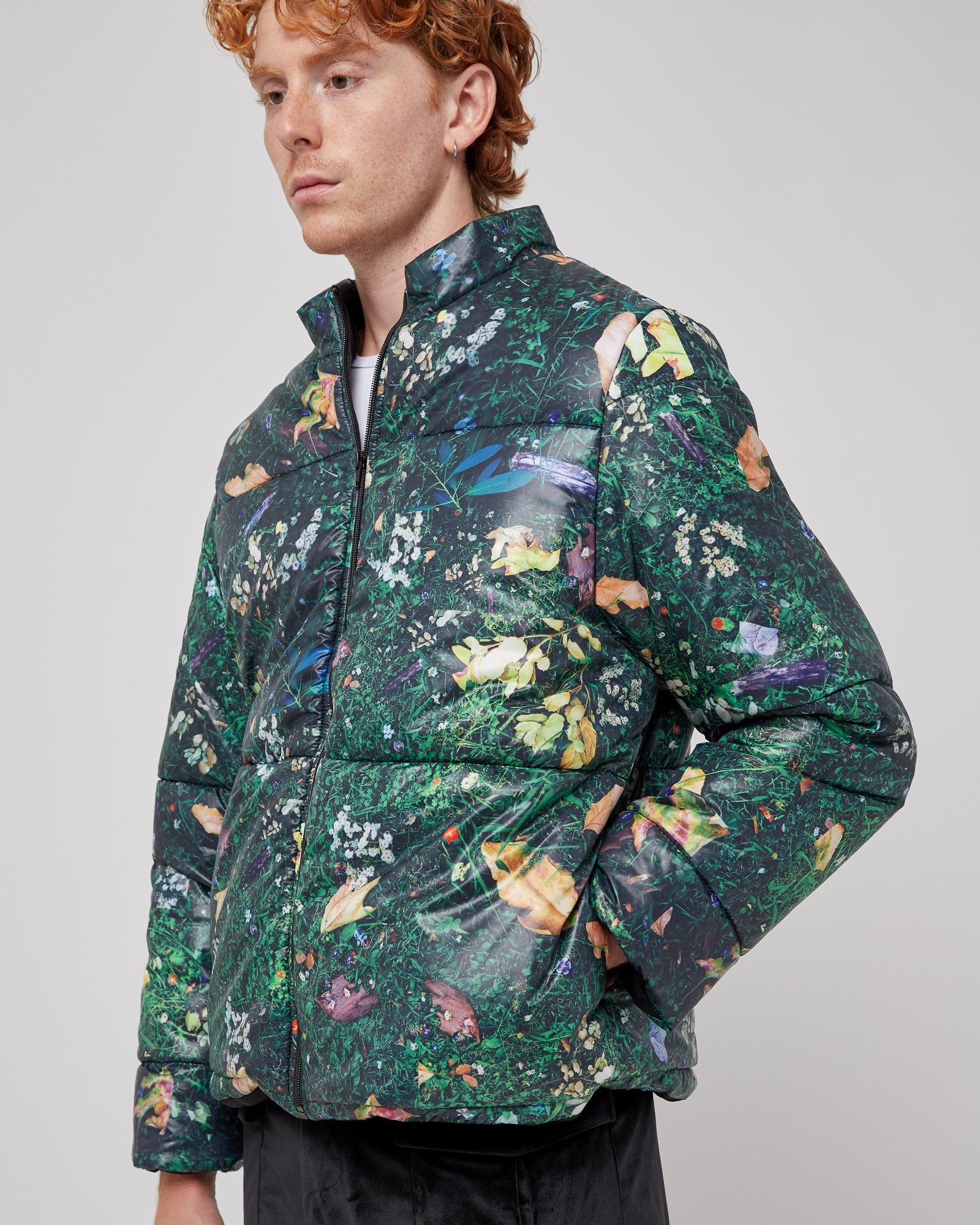 Camp Craft Puff Jacket in Camo
