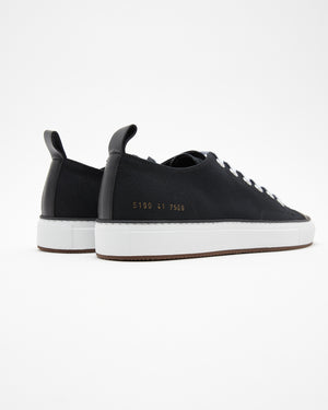 Canvas Tournament Low Sneakers in Black