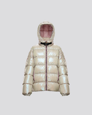 Chamoisee Jacket in Pearl Pink