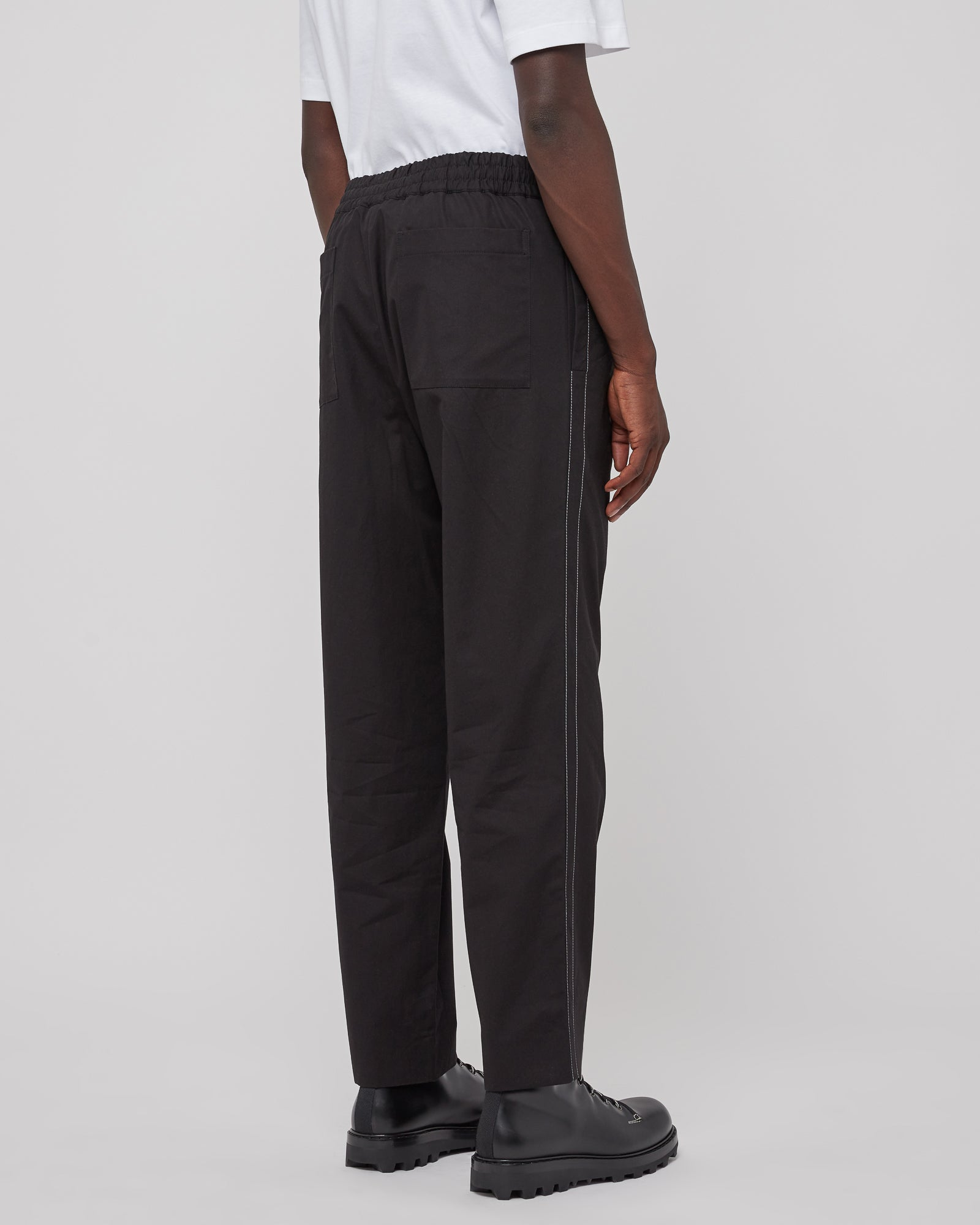 Chemical Pant in Black