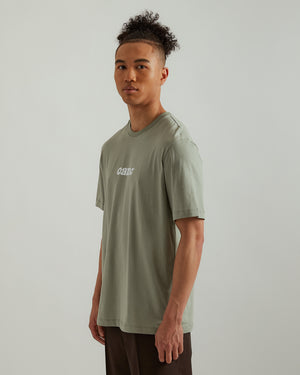 Chesire T-Shirt in Cadet Green