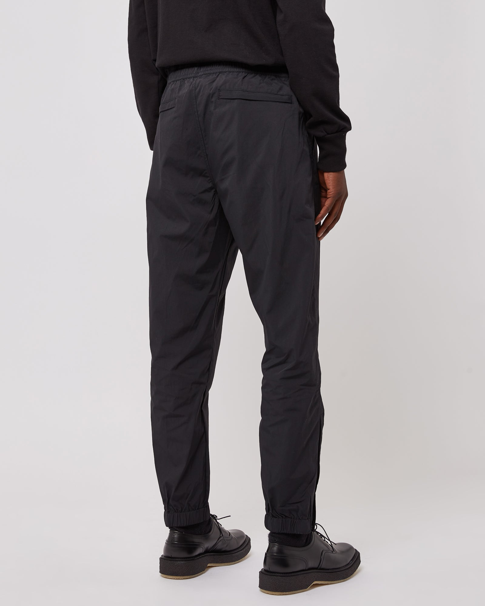 Core Nylon Pant in Jet Black