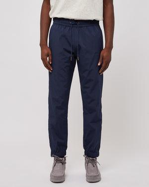 Core Nylon Pant in Sky Captain