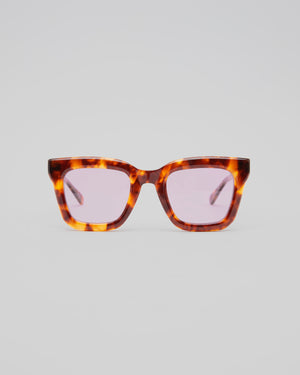 Native Sons x sacai Cornell Clip in Orange Turquoise