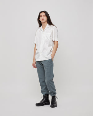 Carltone Shirt in White