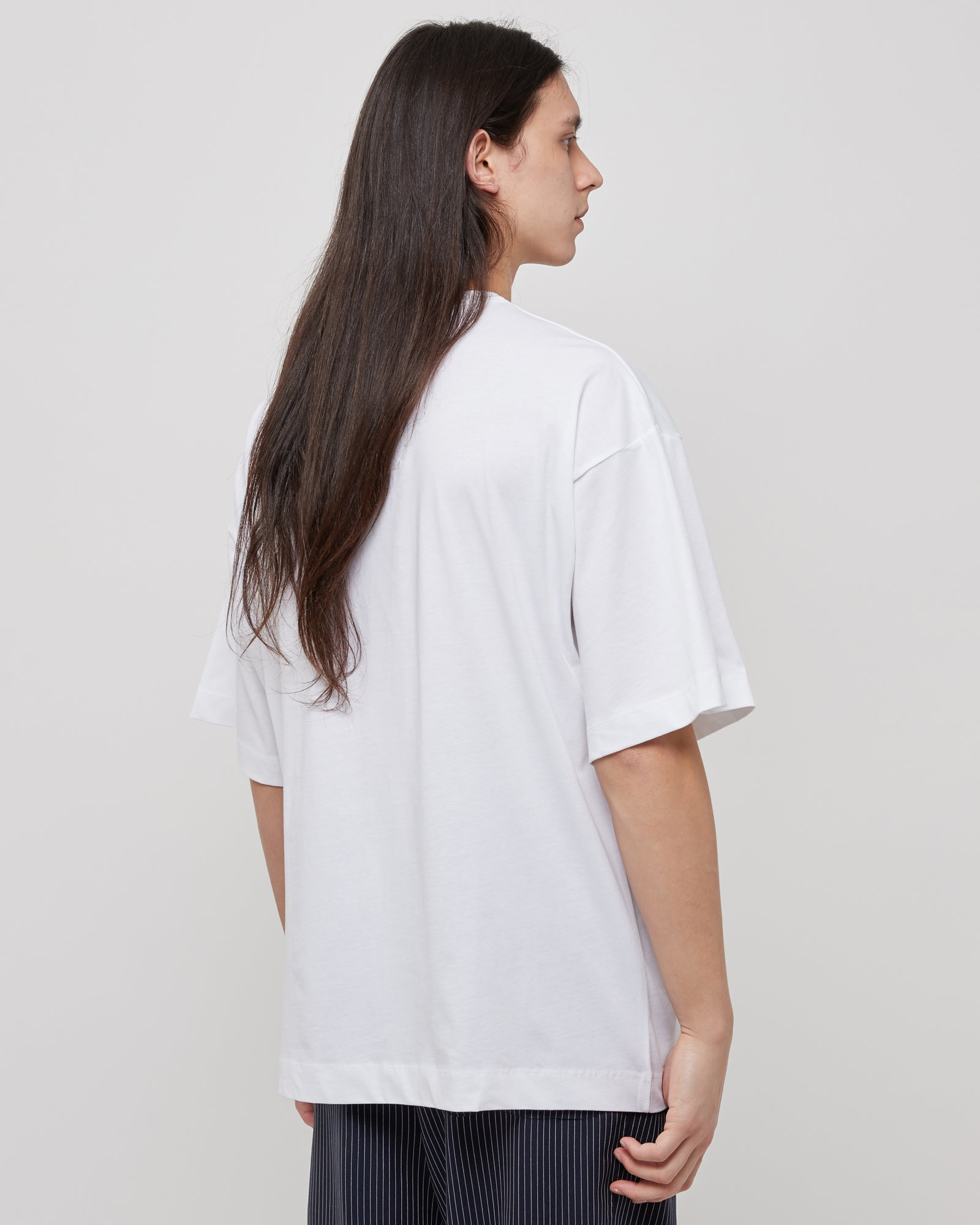 Haky Prmika Shirt in White