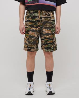 Plexi Shorts in Kaki