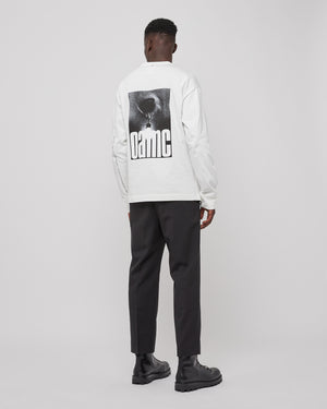 Daido Bulb T-Shirt in Off-White
