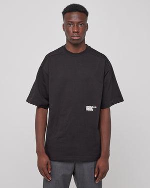 Daido T-Shirt in Black