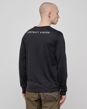 L/S Air Wear T-Shirt in Black