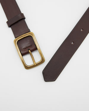 27/902 Belt in Brown