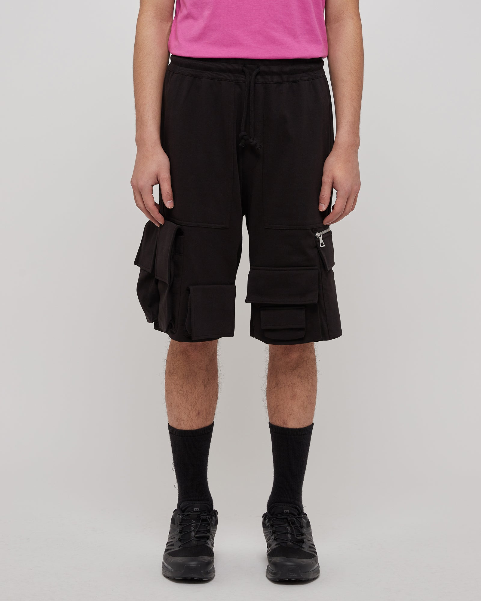 Hokan Shorts in Black