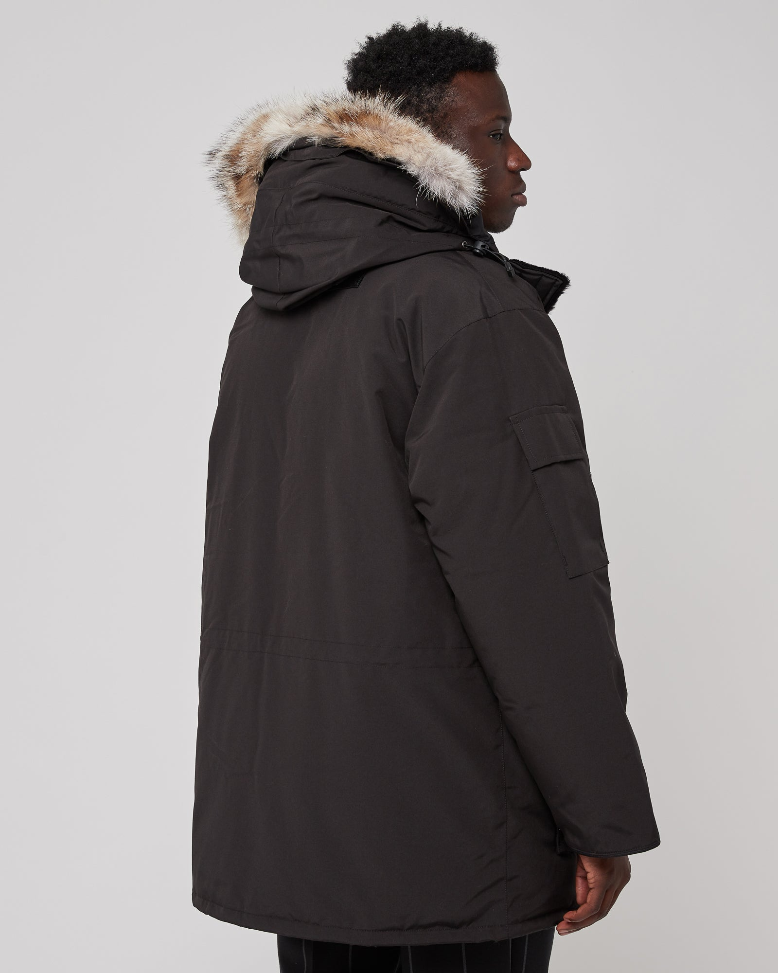 Expedition Parka In Black