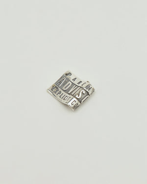 GDFHT x Good Art Hlywd Explicit Content Charm, Sterling