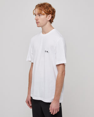 Flux T-Shirt in White