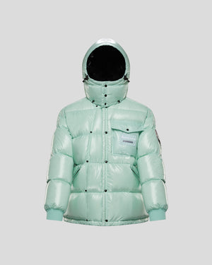 Fragment Anthemy Bomber in Mint Green