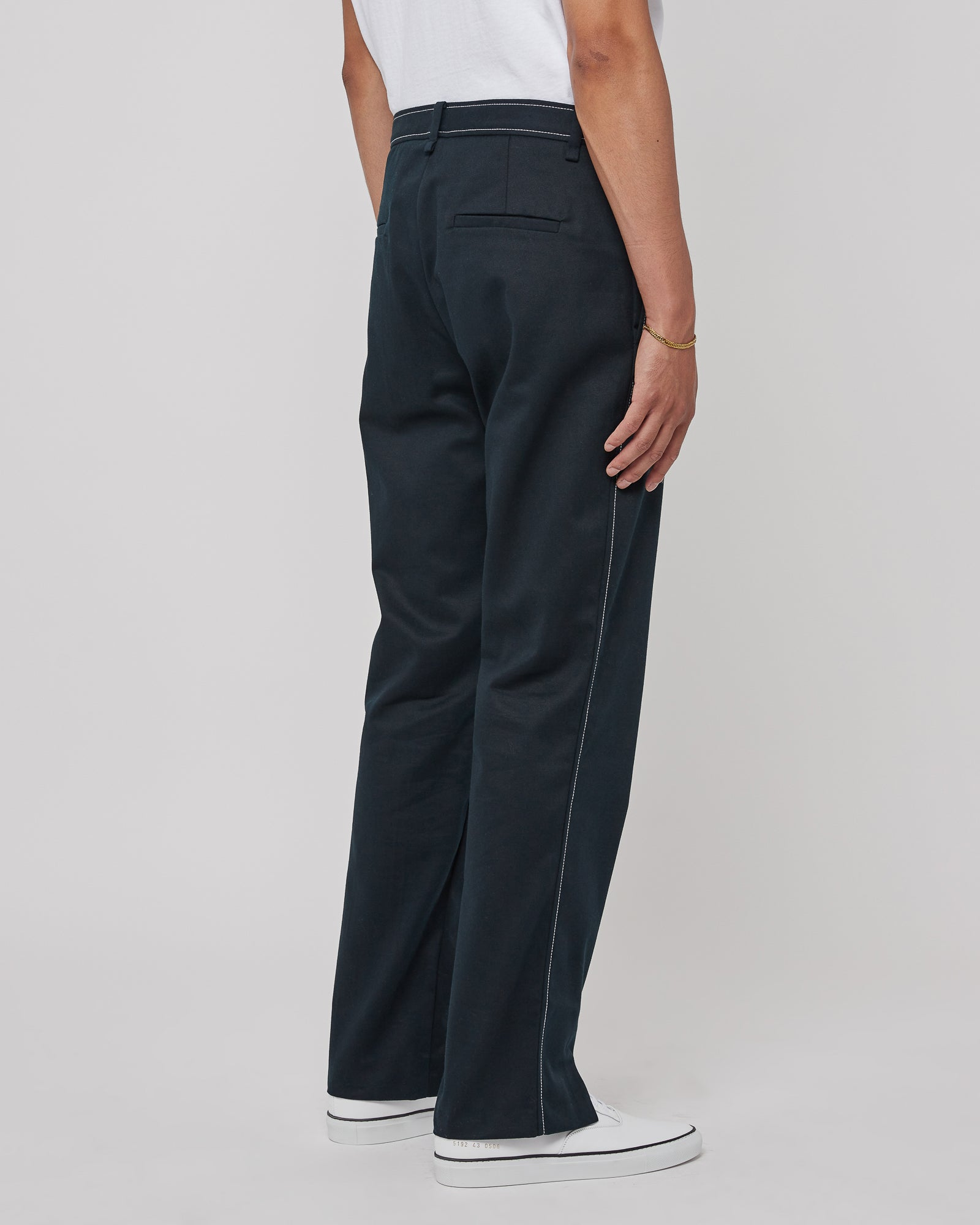 Full Service Sunday Sunday's Best Trouser in Black