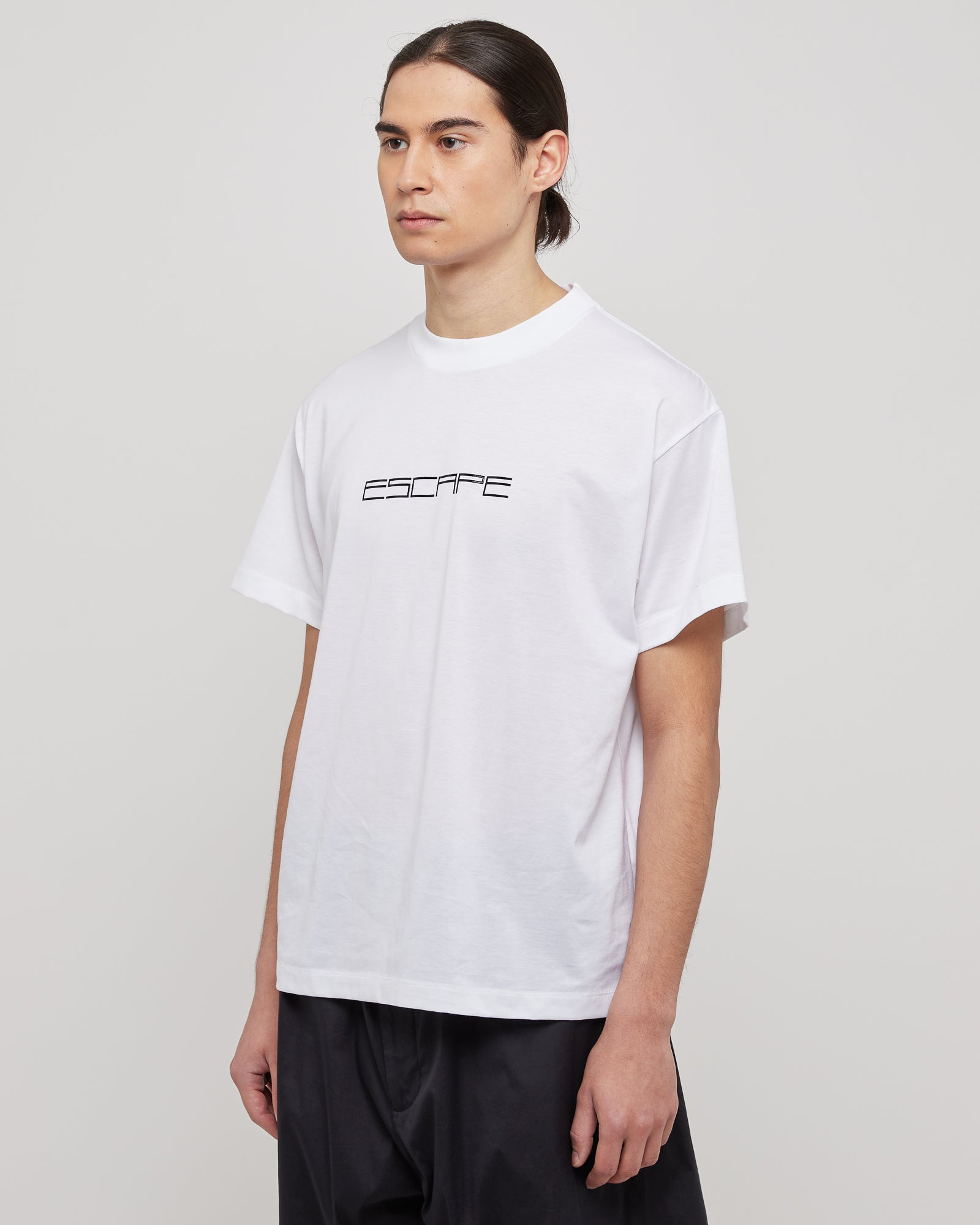 Escape T-Shirt in White