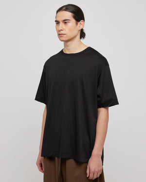 Oversized T-Shirt in Black