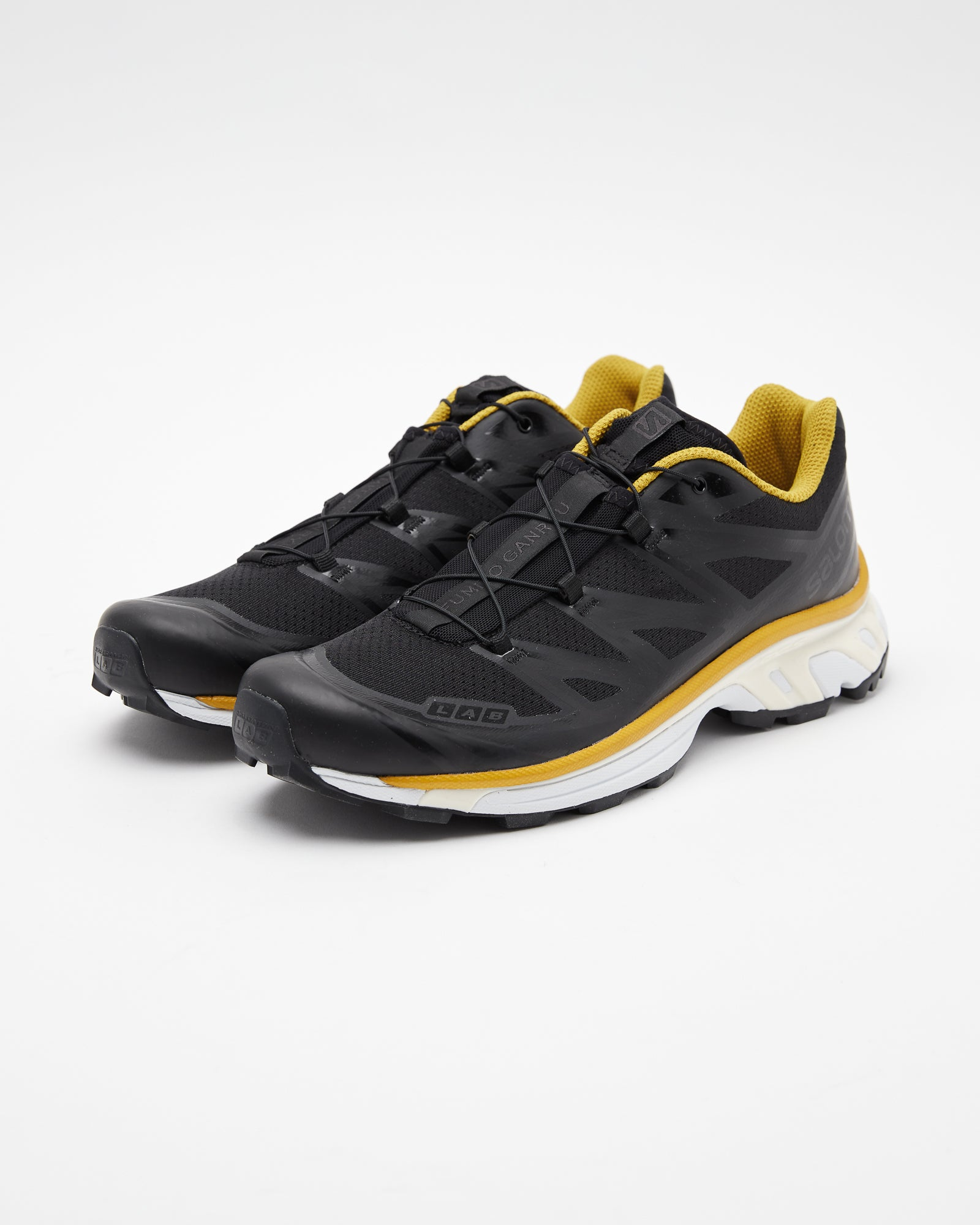 S/Lab XT-6 in Black & Arrowroot