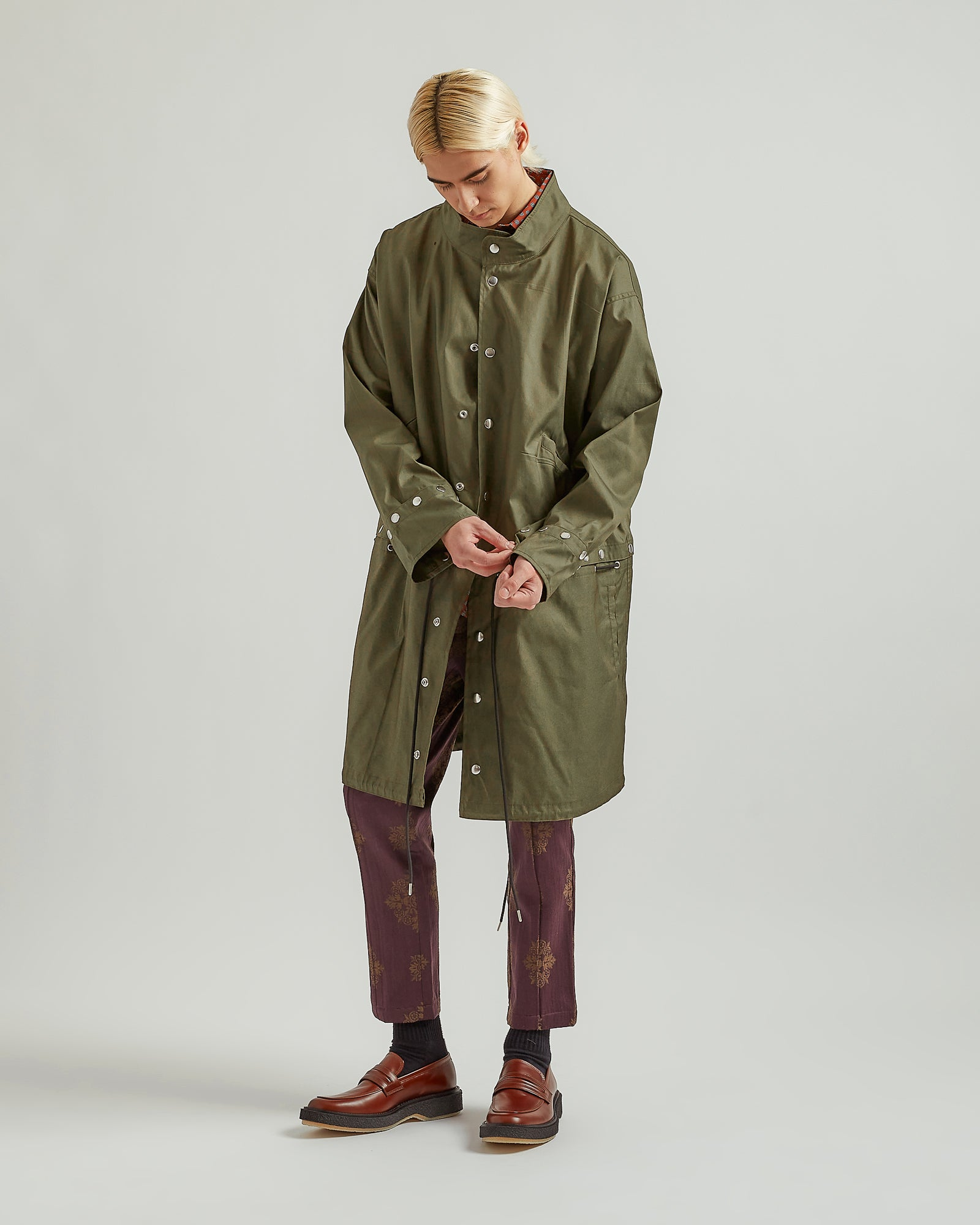 G65 Anorak in Army