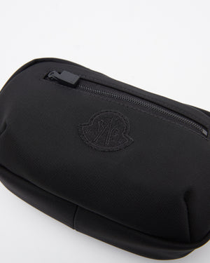 Gaiter Belt Bag in Black