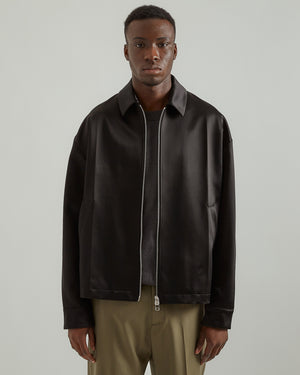Geo Jacket in Black (RG Exclusive)