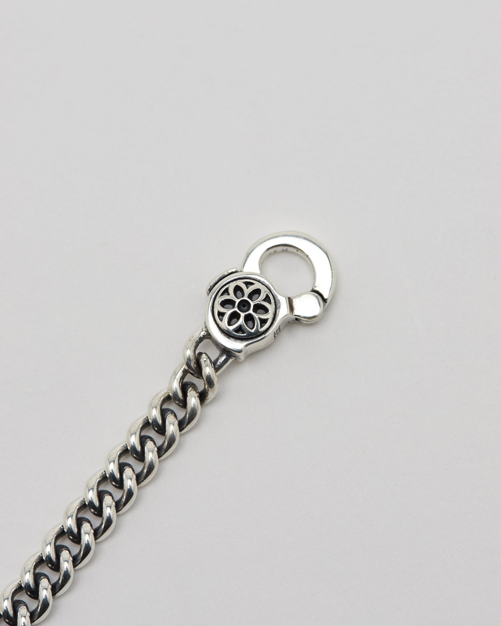 Tea Cakes (Shazam) Bracelet in Sterling, 17cm