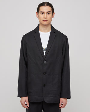 Junction Blazer in Black