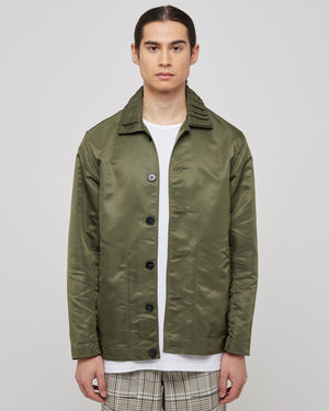 Sideshow Jacket in Army Green