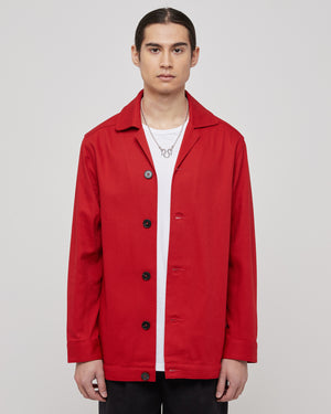 Team Dream Jacket in Red