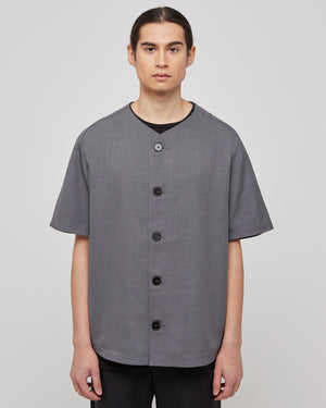Turbo Flow Shirt in Gray