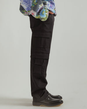 Grow Trousers in Black