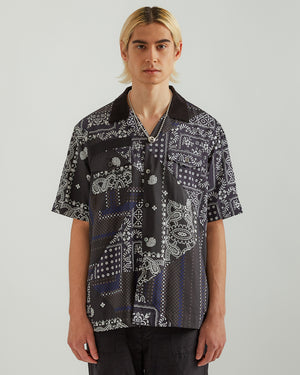 Hank Willis Thomas Edition Archive Shirt in Black/Navy