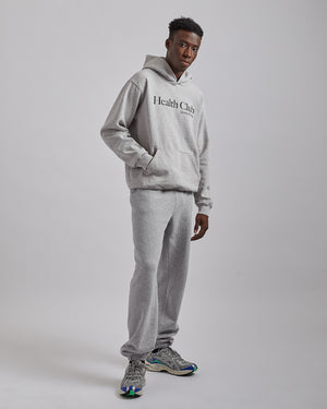 Health Club Sweatpants in Heather Gray