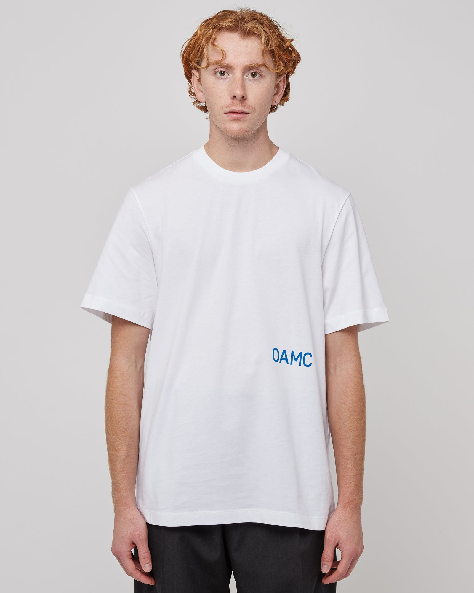 Henry T-Shirt in White