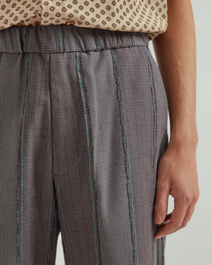 Hitchcock Trouser in Gray
