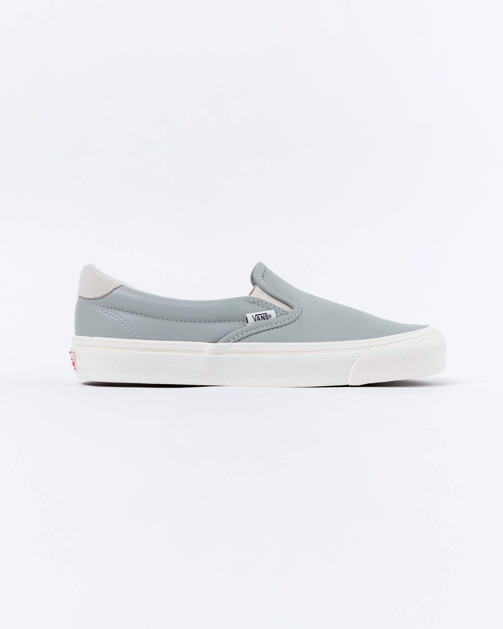 8f9bb49844 UA OG Slip-On 59 LX (Leather   Suede) in Gray