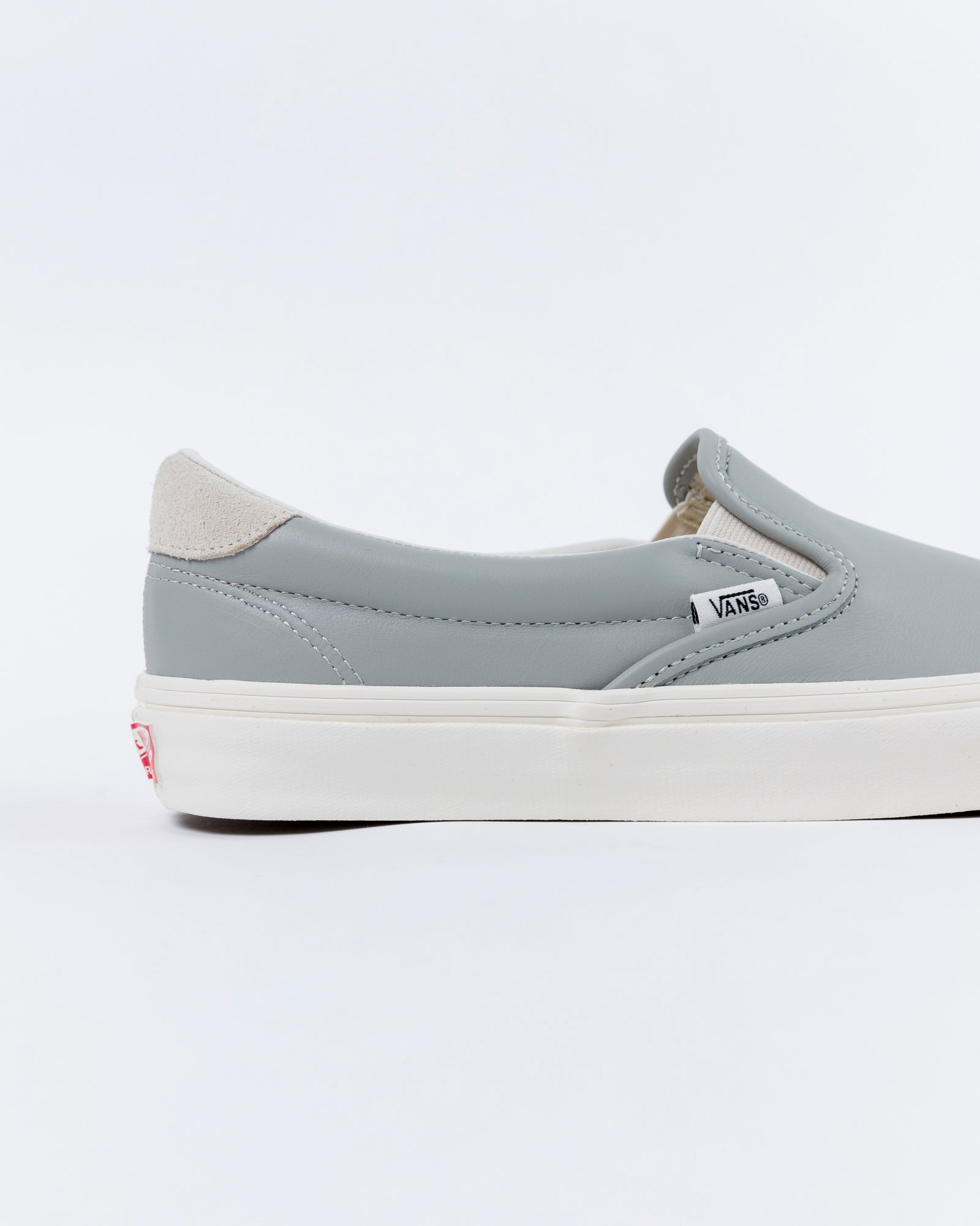 UA OG Slip-On 59 LX (Leather & Suede) in Gray