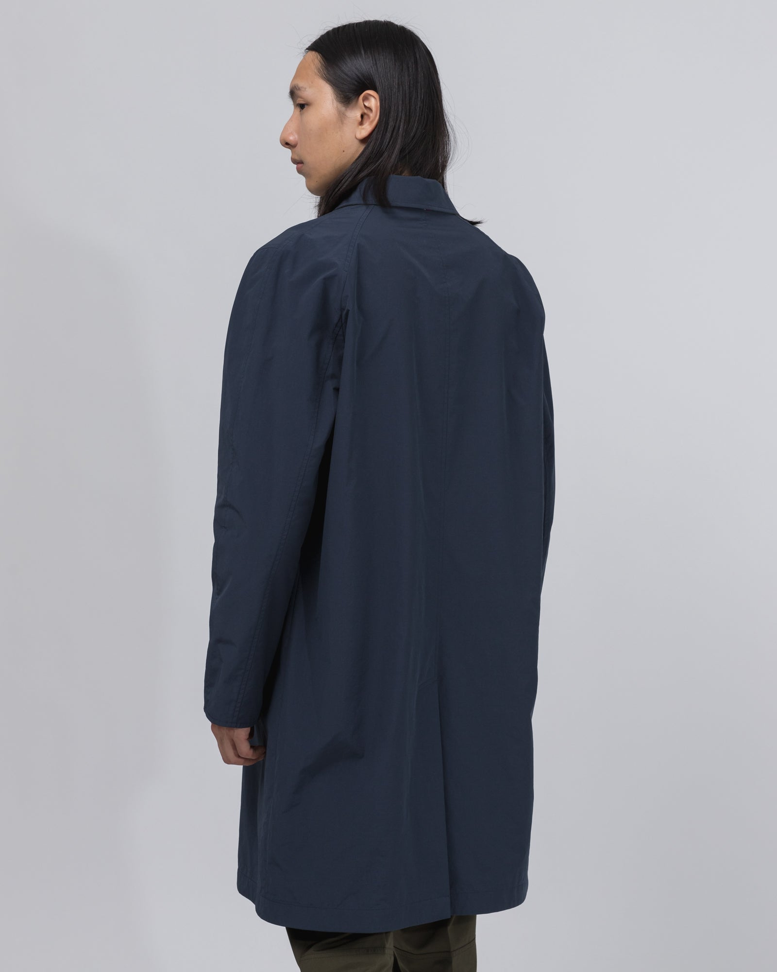 Roth Jacket in Navy
