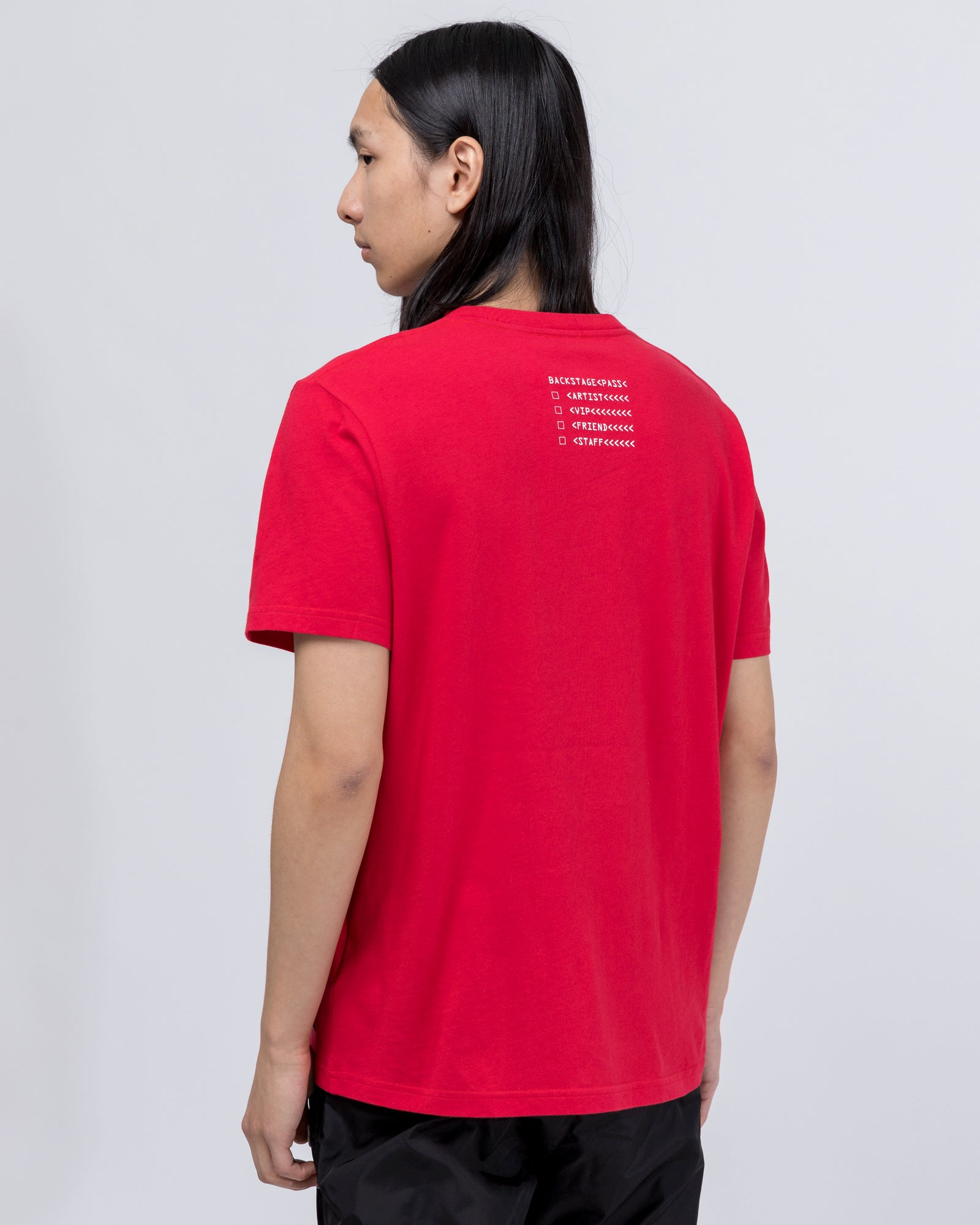 Fragment Maglia T-Shirt in Red