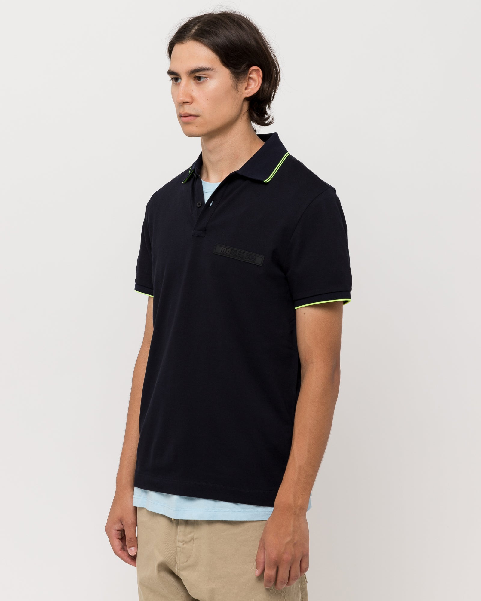 Polo Shirt in Navy