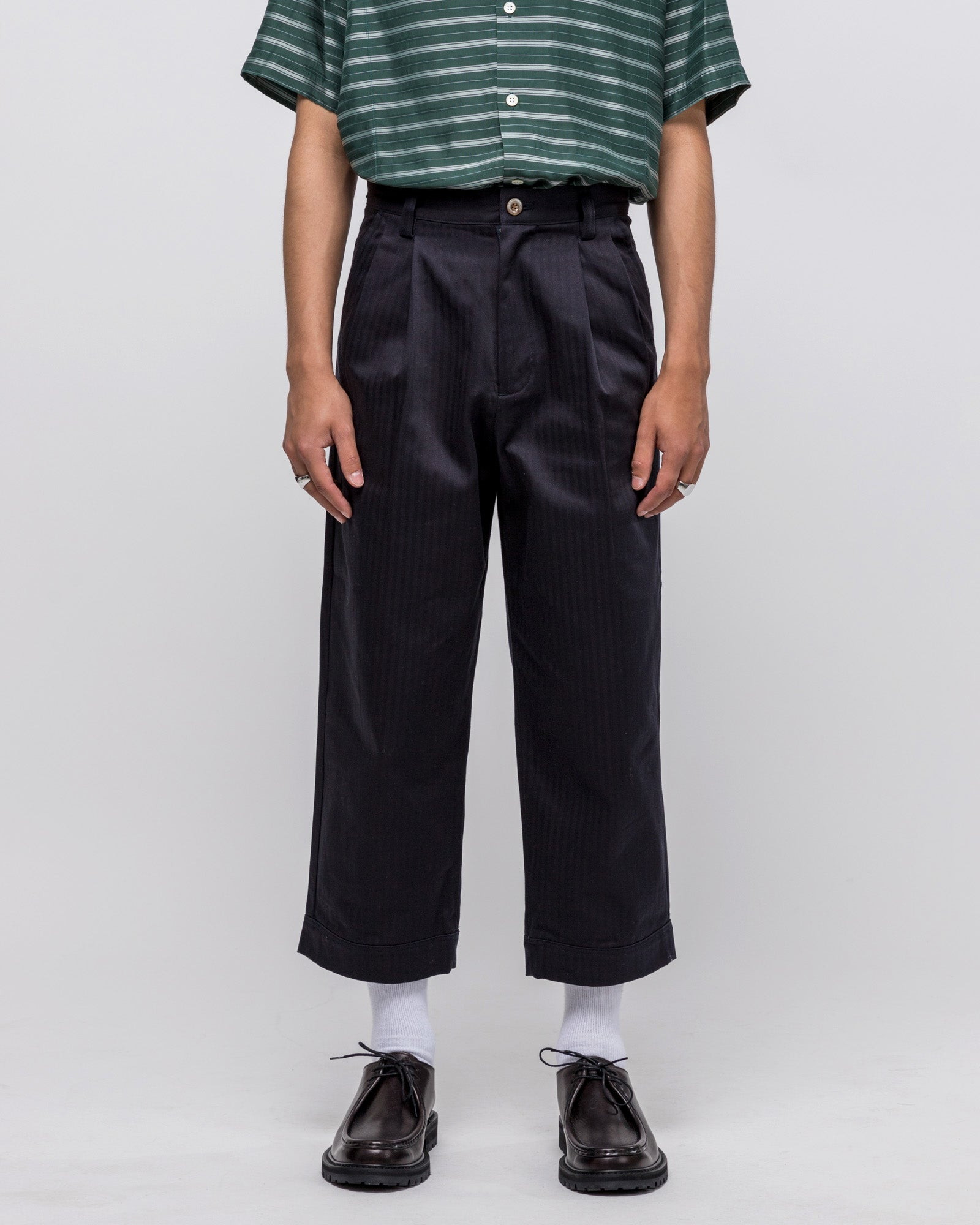 Application Trousers in Navy